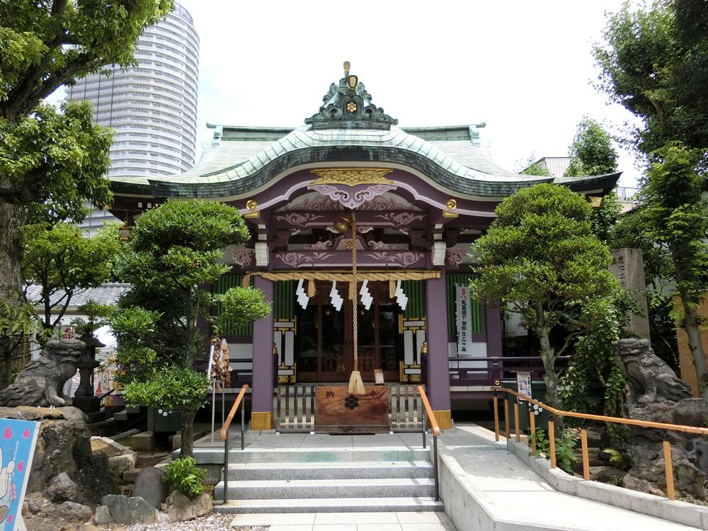 高木神社の紹介