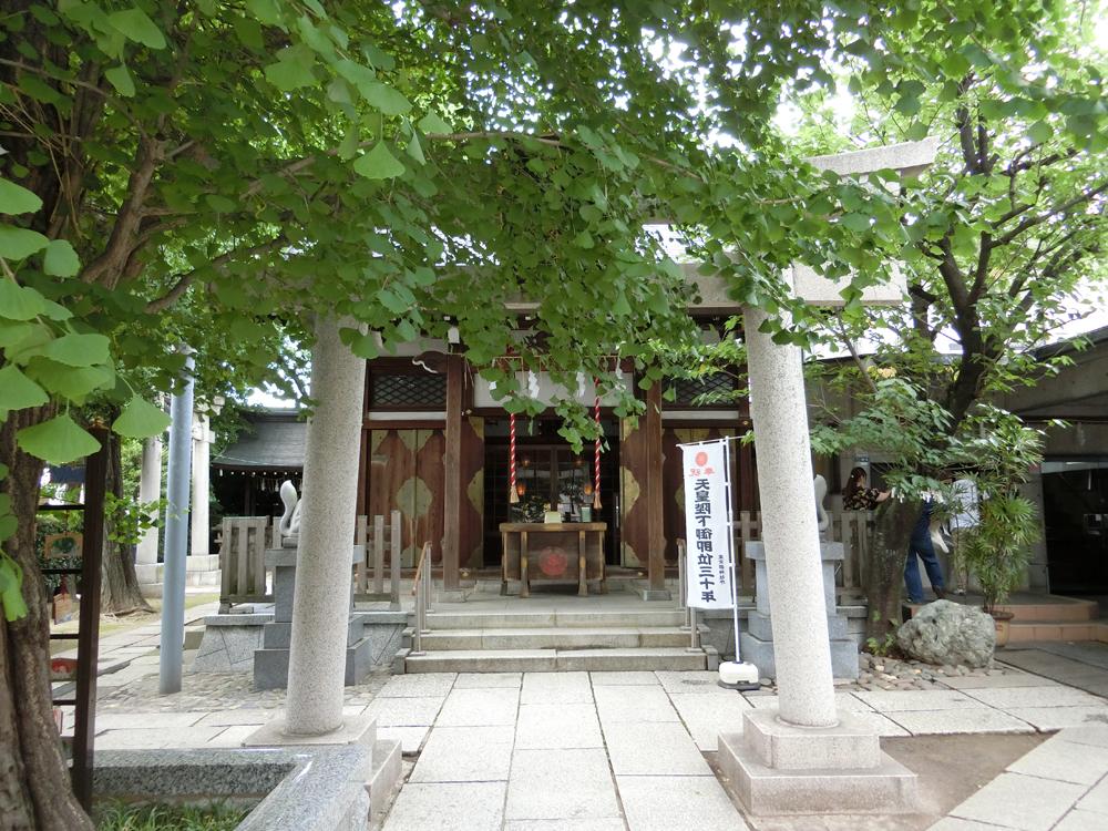 飛木稲荷神社の紹介