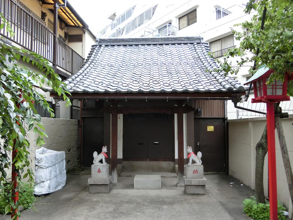 八兵衛稲荷神社の紹介
