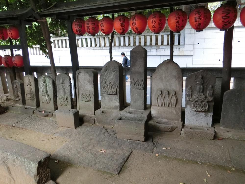豊栄稲荷神社の庚申塔