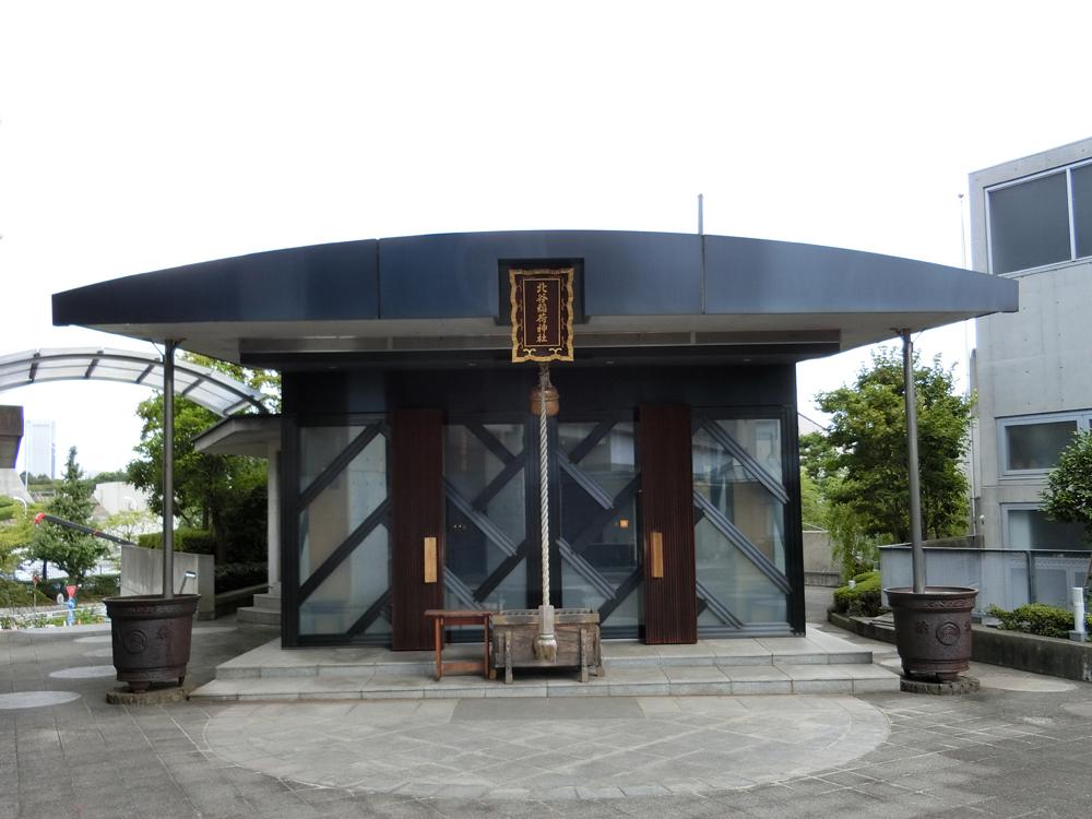 北谷稲荷神社の紹介