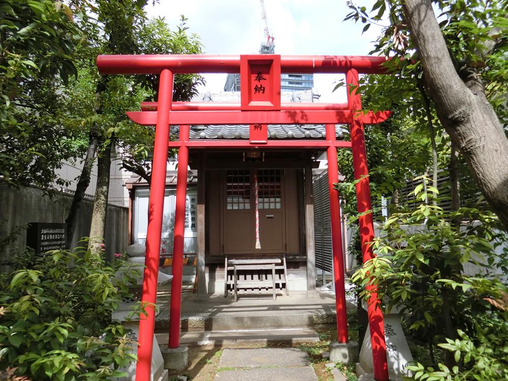 大山稲荷神社の紹介