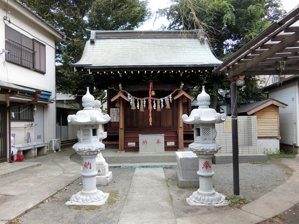 第六天神社の紹介