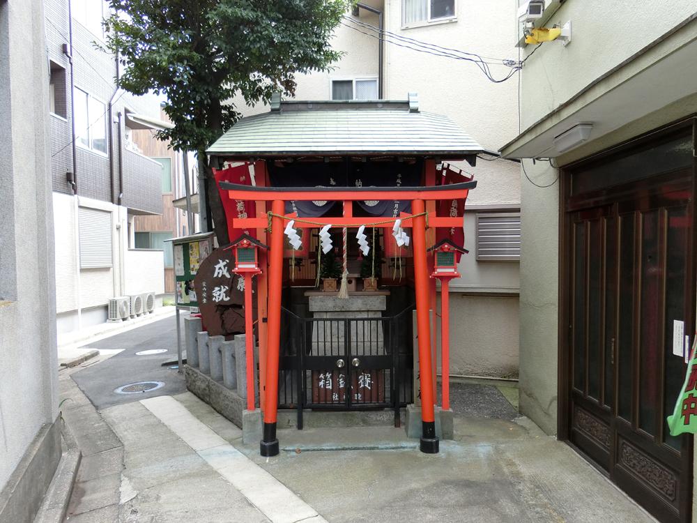 睦稲荷神社の紹介