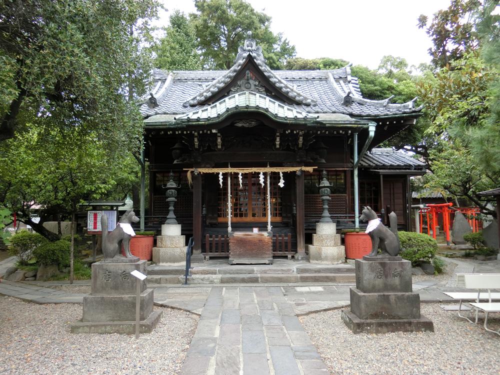 三囲神社の紹介