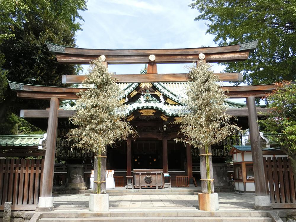 牛嶋神社の紹介