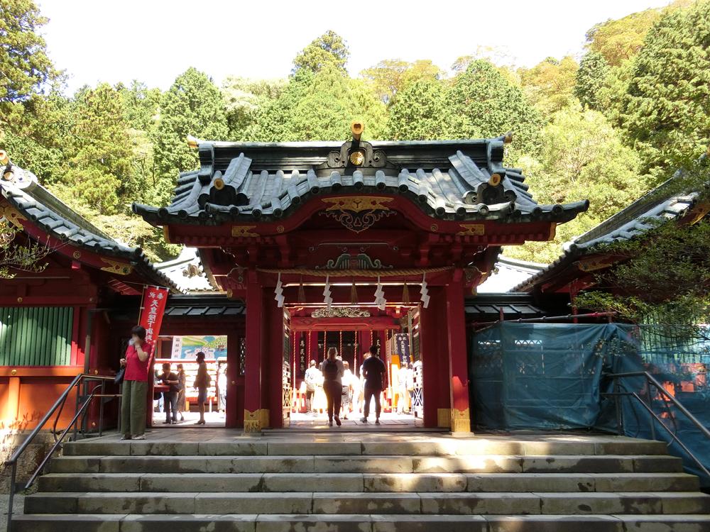 箱根神社の紹介