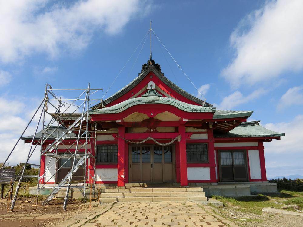 箱根神社元宮の紹介