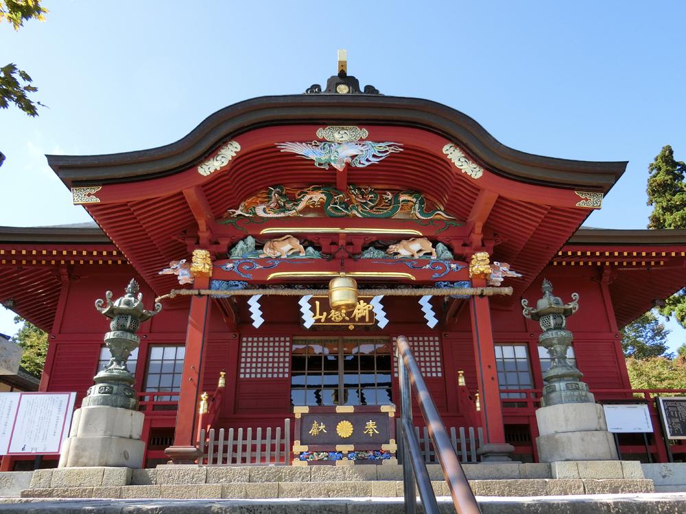 武蔵御嶽神社の紹介