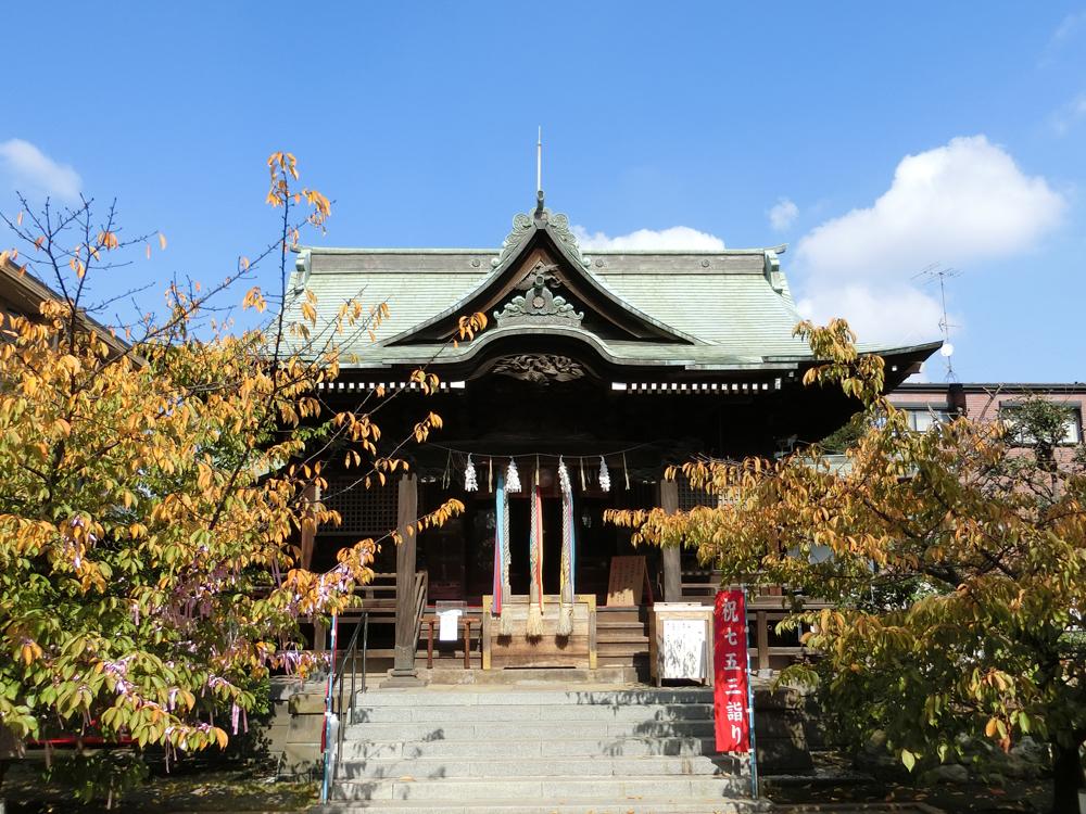 桜神宮の紹介