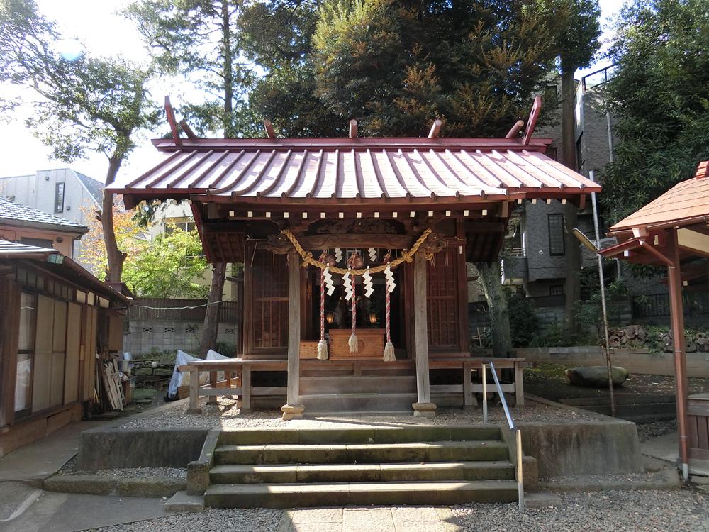 弦巻神社の紹介