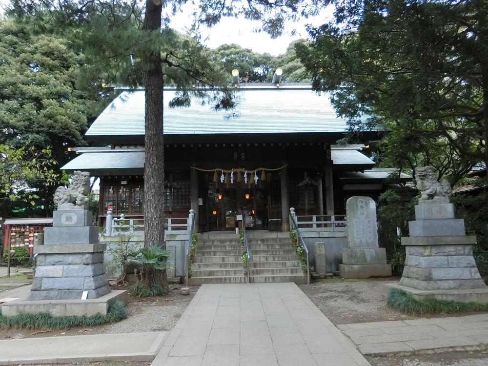 用賀神社の紹介