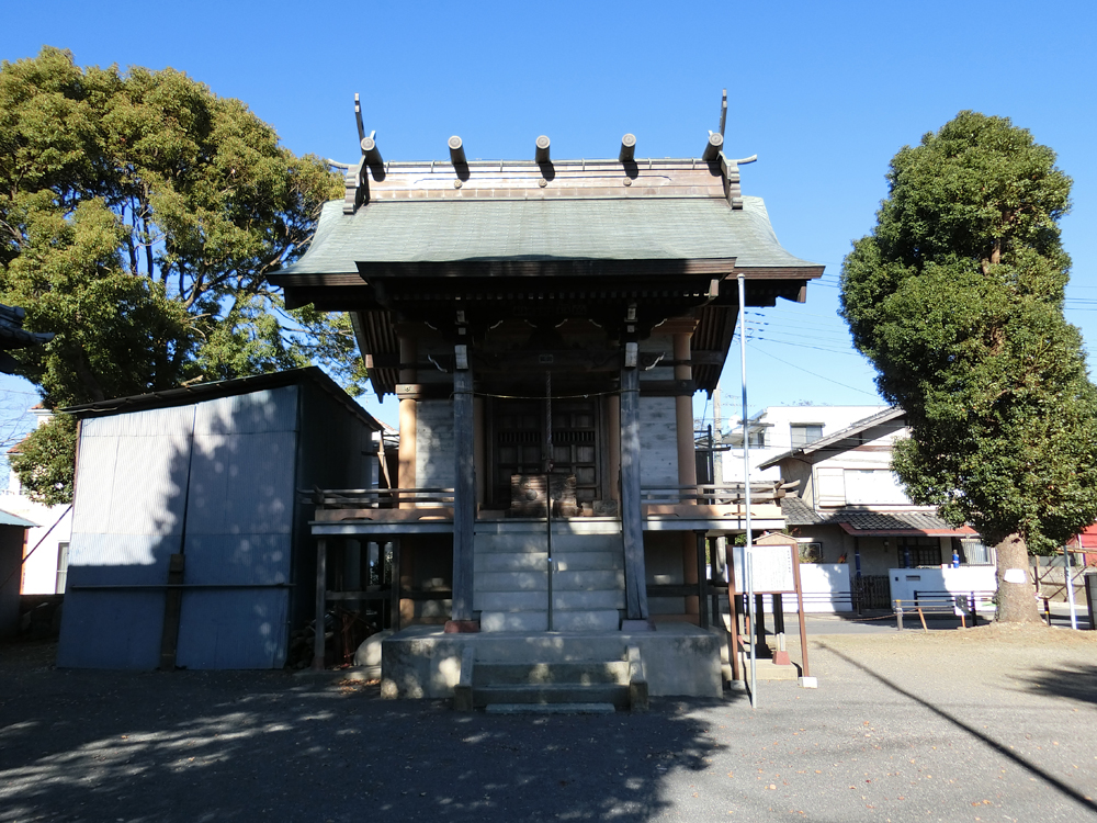 島守神社の紹介