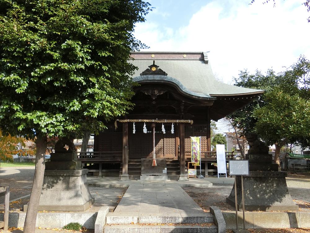 下石原八幡神社の紹介