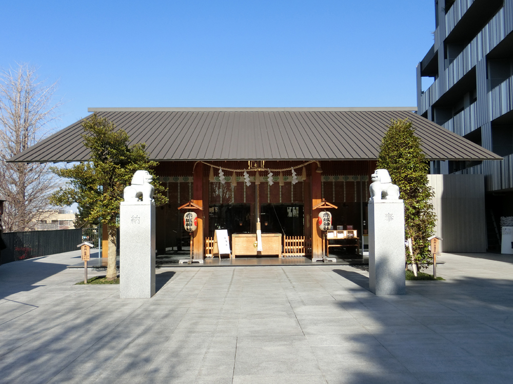 赤城神社の紹介
