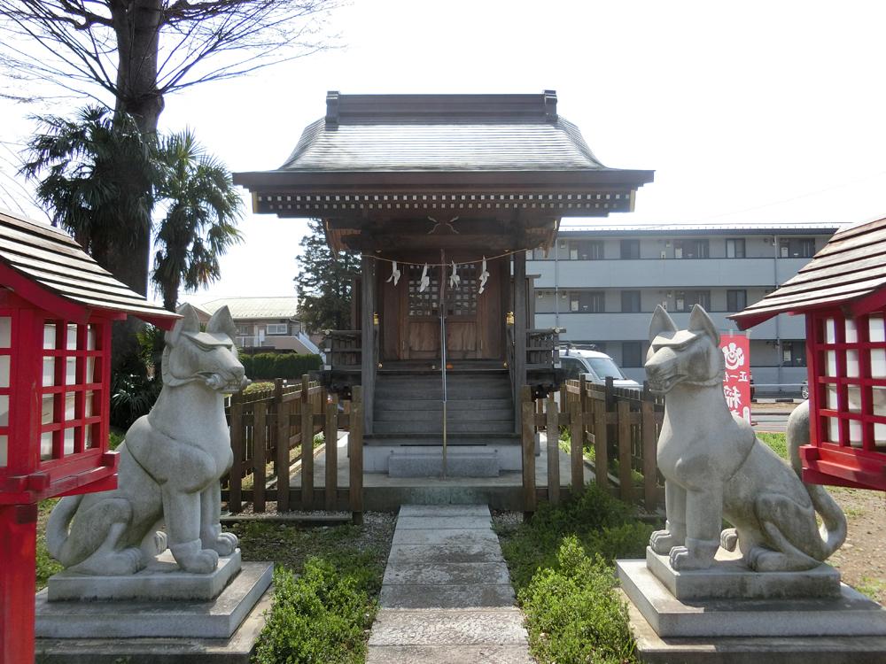 車返稲荷神社の紹介