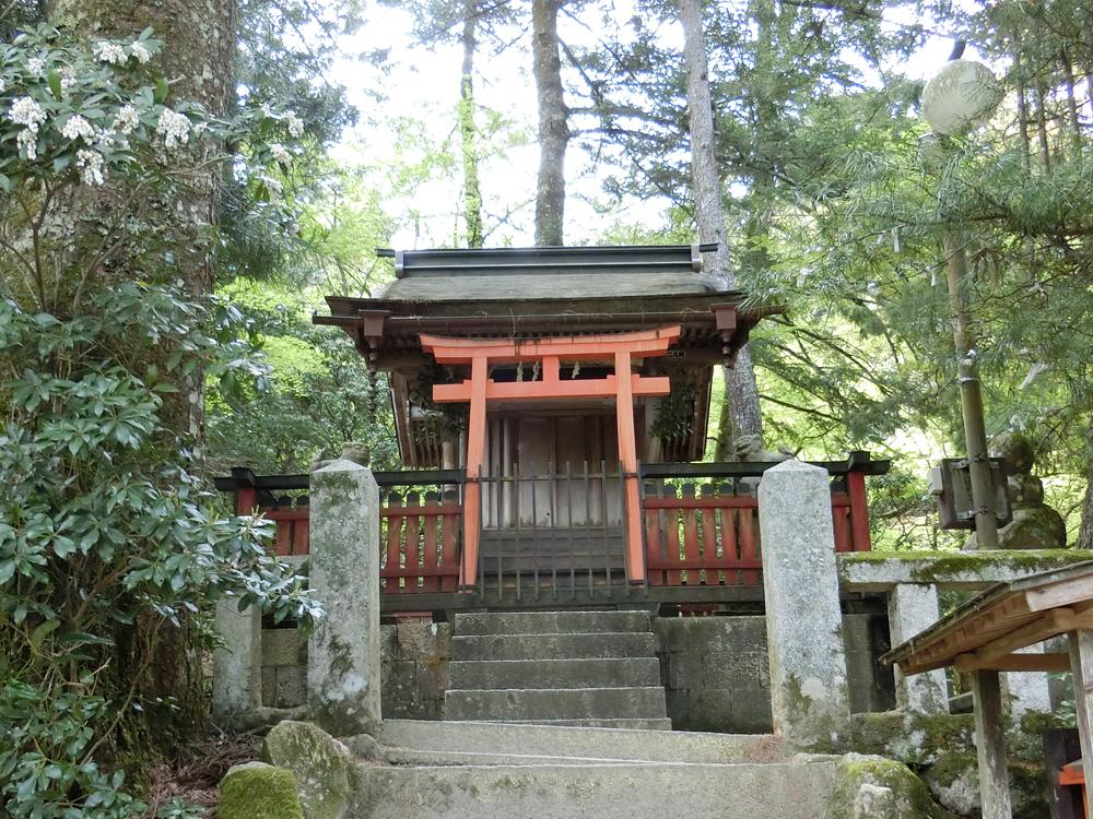 四宮神社の紹介