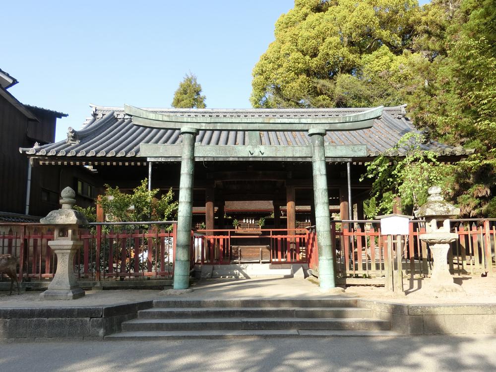 宮島にある三翁神社の紹介