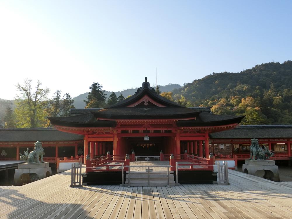 厳島神社の紹介