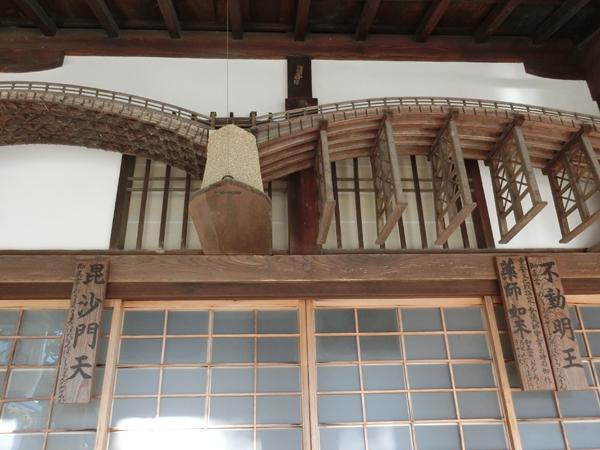 錦帯橋の模型