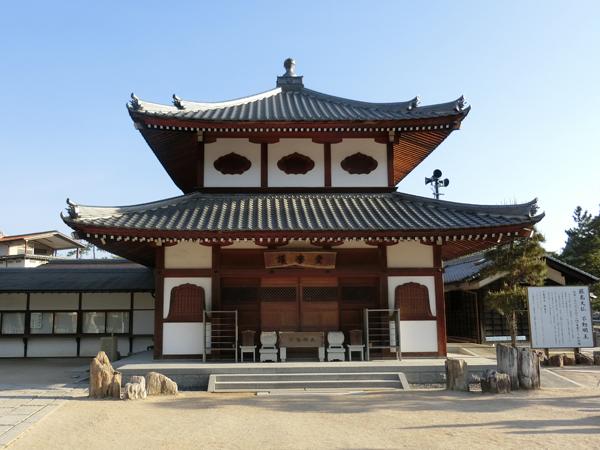 大願寺の護摩堂