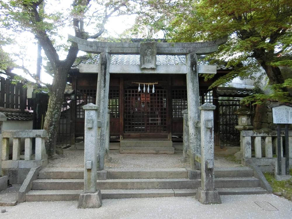 宮島にある幸神社の紹介