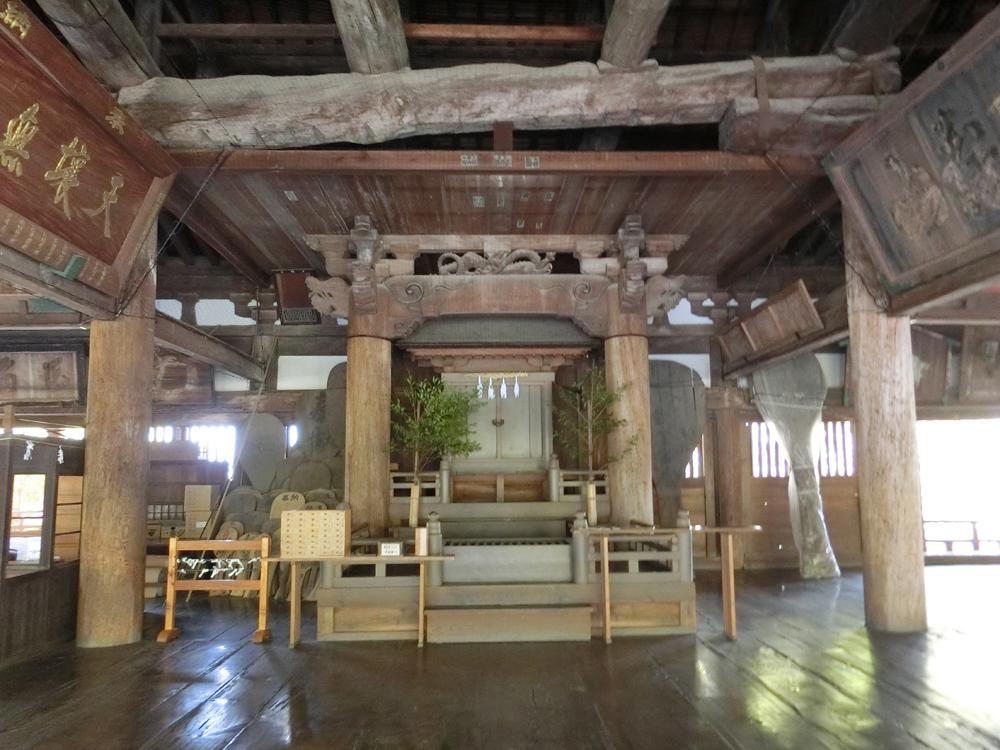 宮島にある豊国神社の紹介