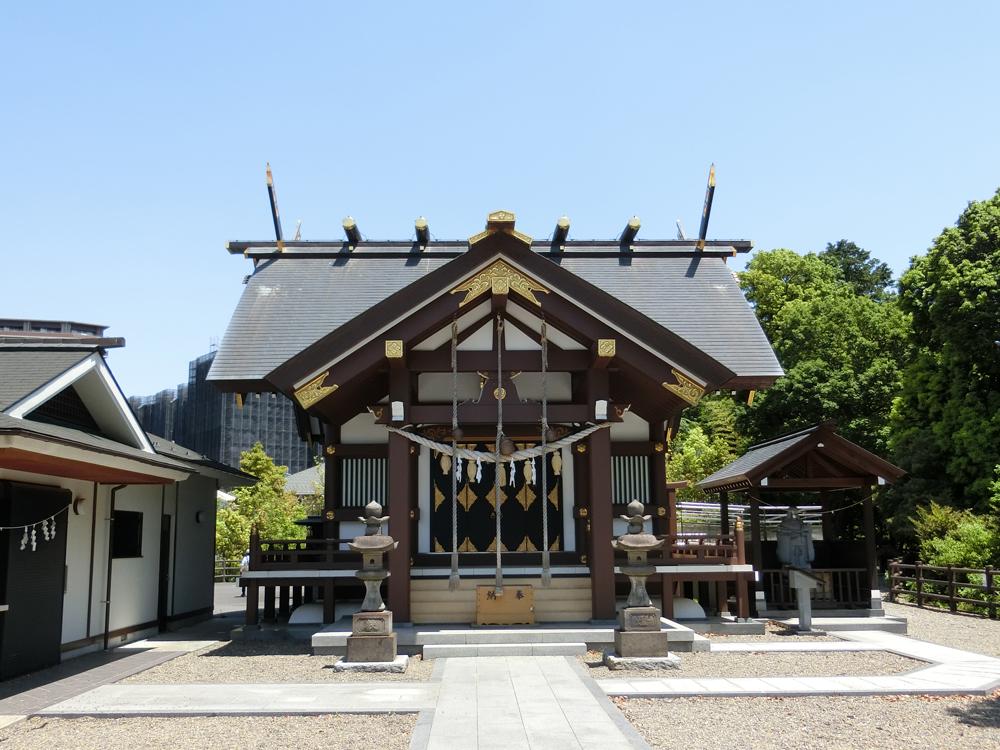 十二神社の紹介