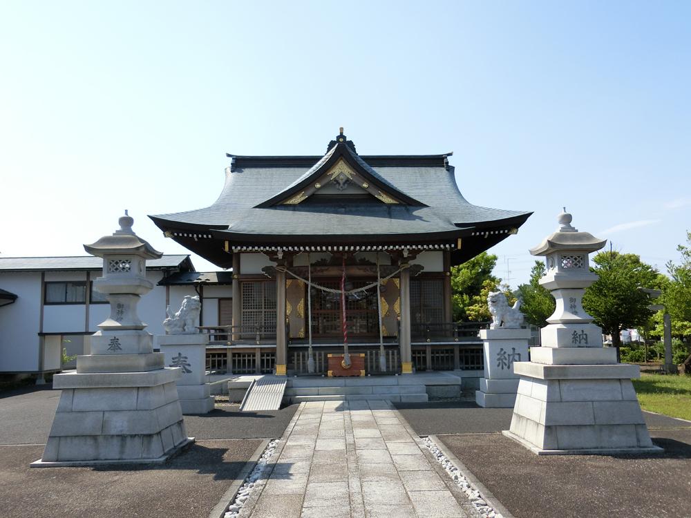 栗木御嶽神社の紹介