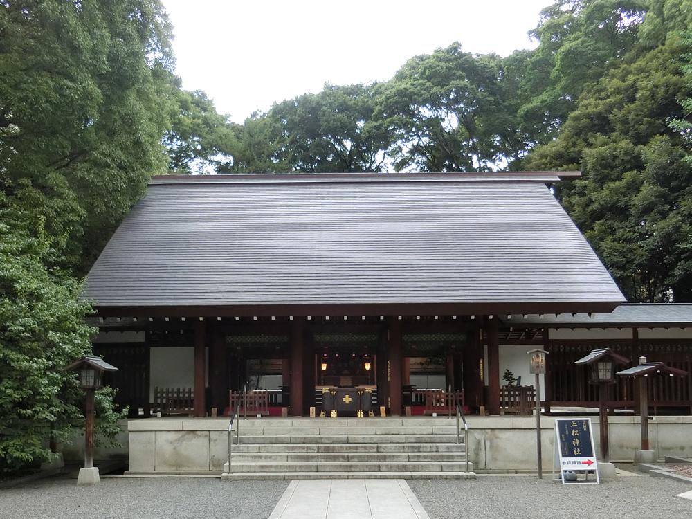 乃木神社の紹介