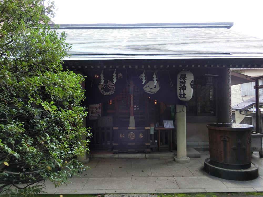 櫻田神社の紹介
