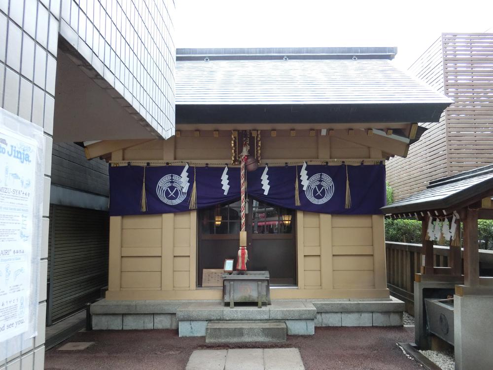 朝日神社の紹介
