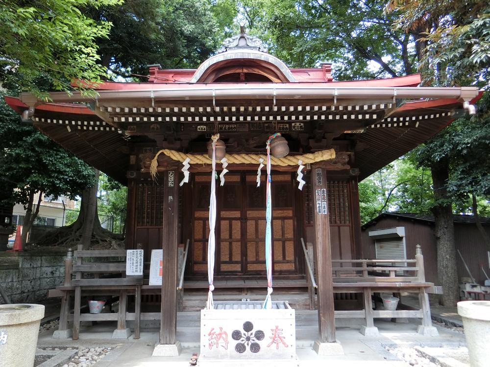 松が丘北野神社の紹介