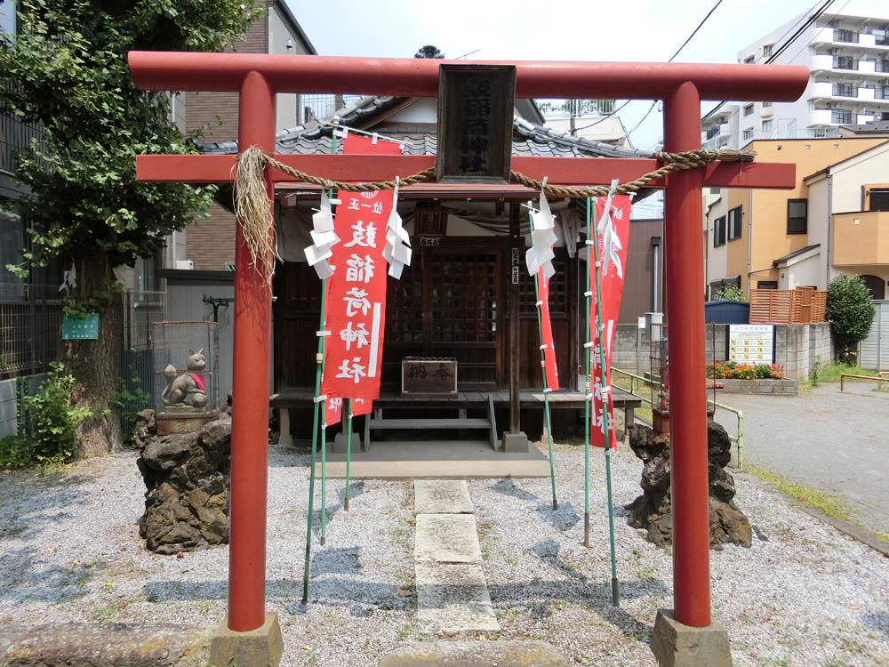鼓稲荷神社の紹介