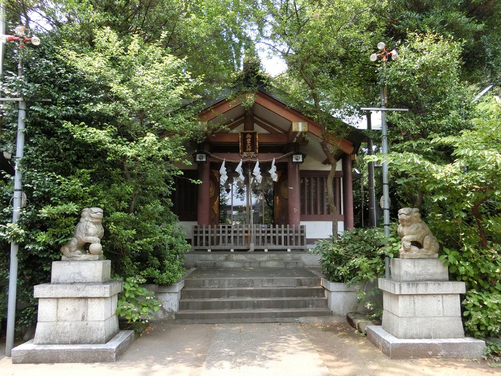 葛谷御霊神社の紹介