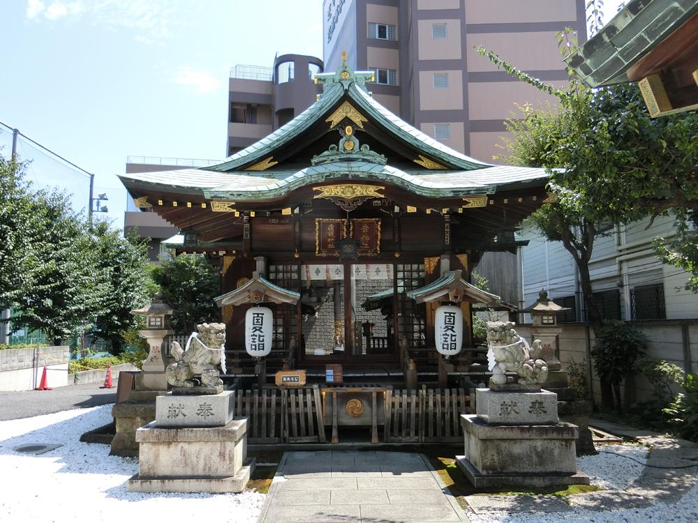 幸稲荷神社の紹介