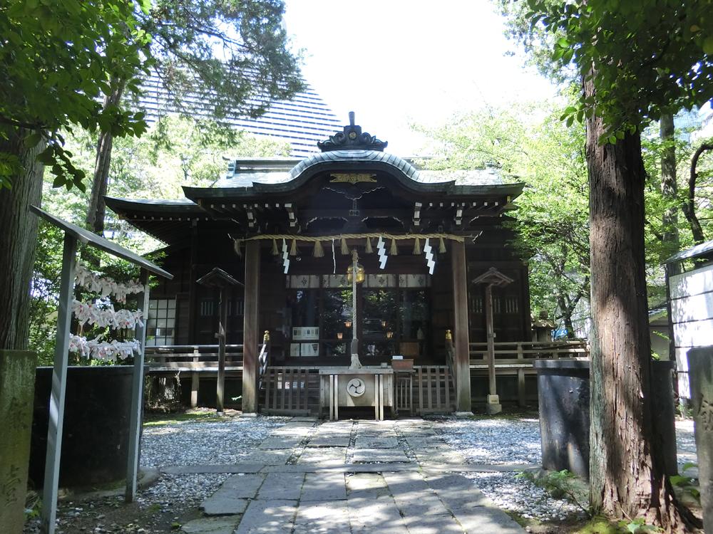 西久保八幡神社の紹介