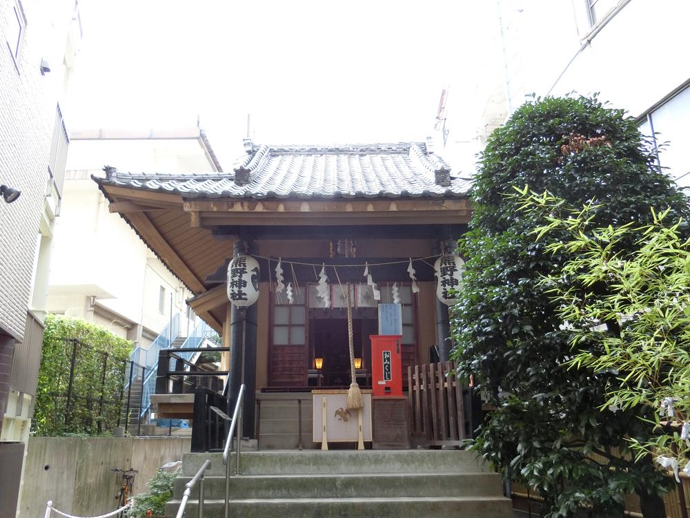飯倉熊野神社の紹介