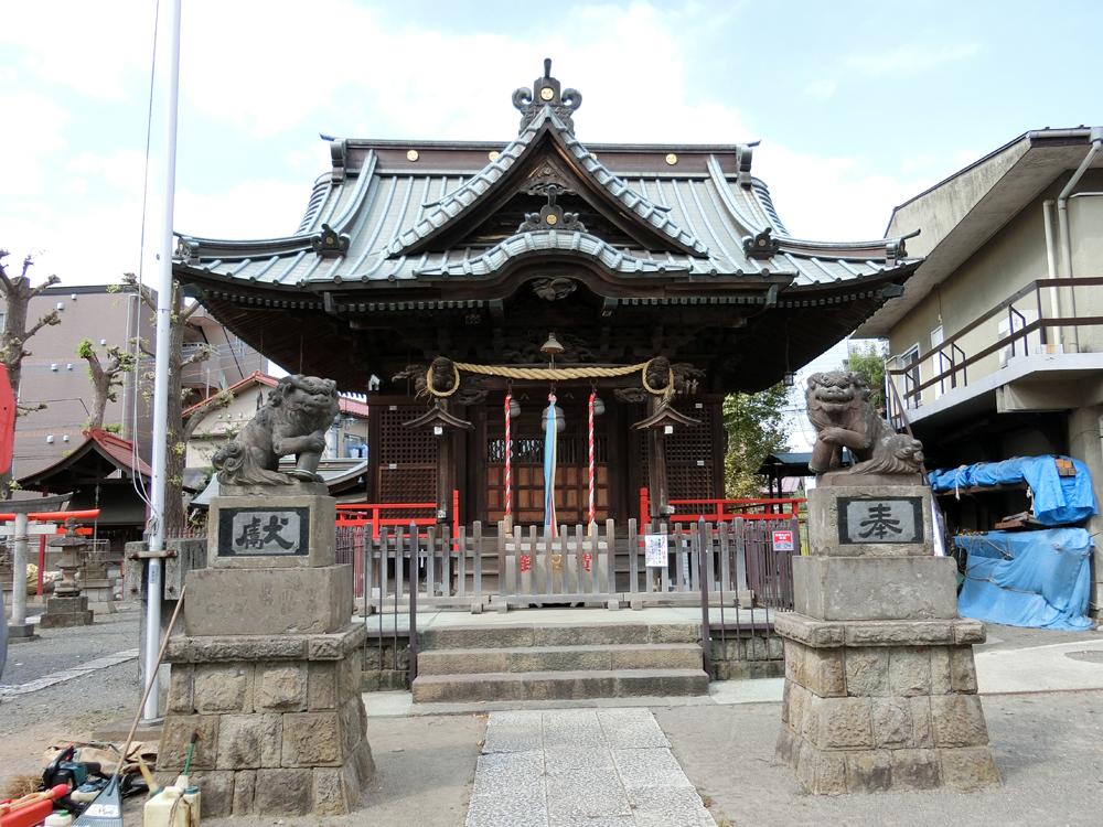 大戸神社の紹介