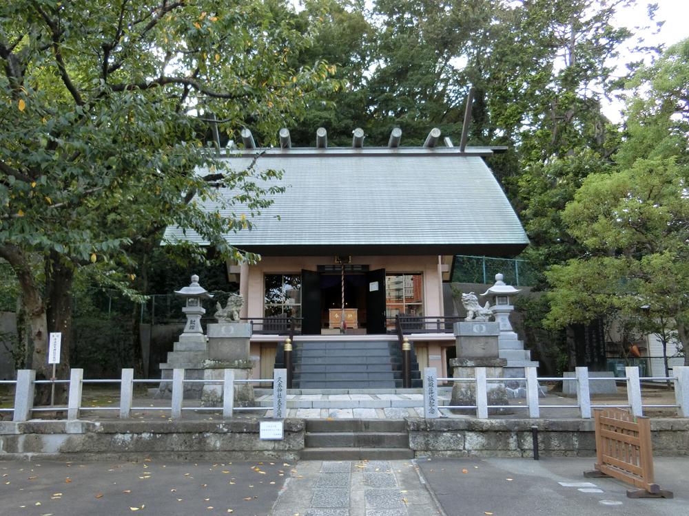 久本神社の紹介