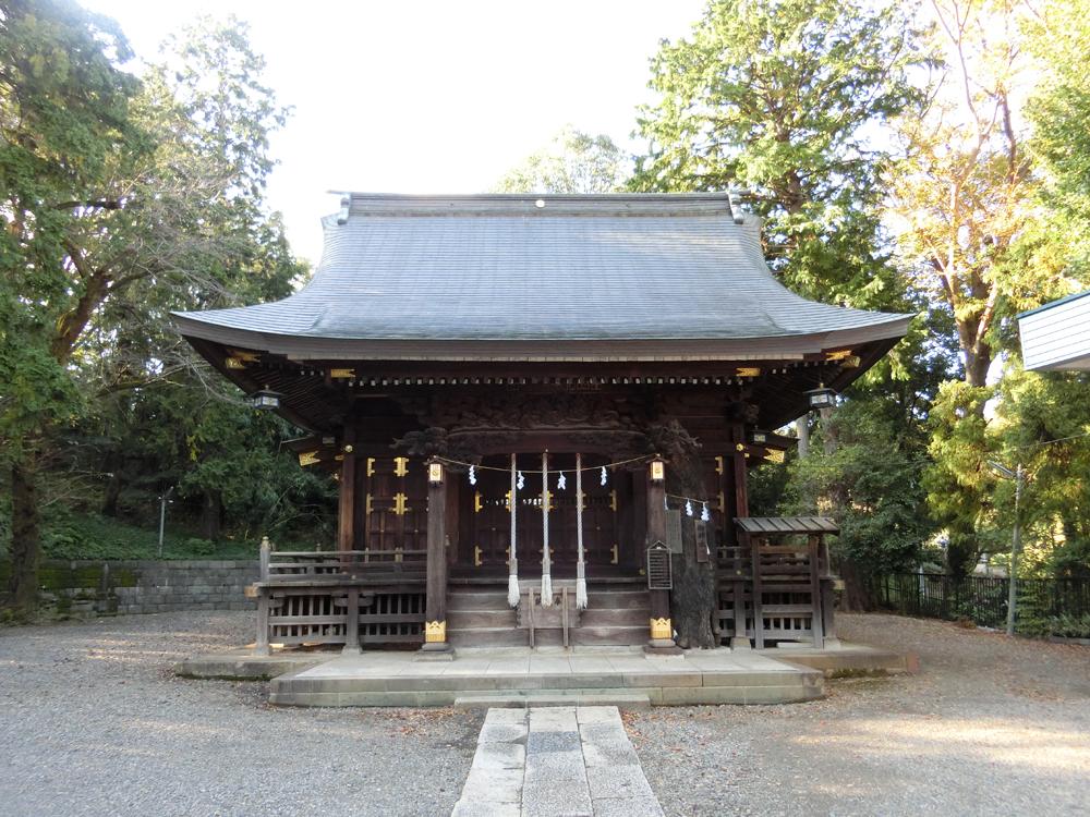 稲田堤にある子之神社の紹介