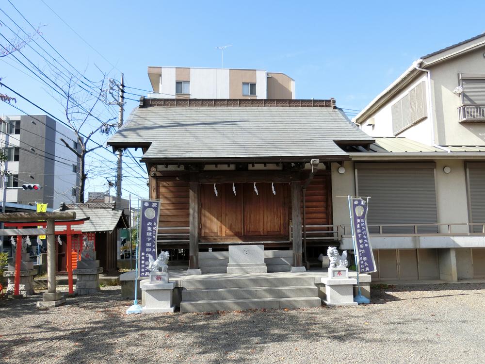 中村天祖神社の紹介