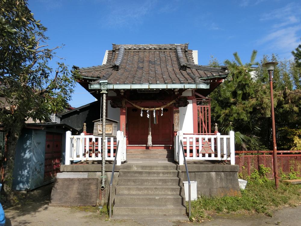 水神社と玉川弁財天の紹介