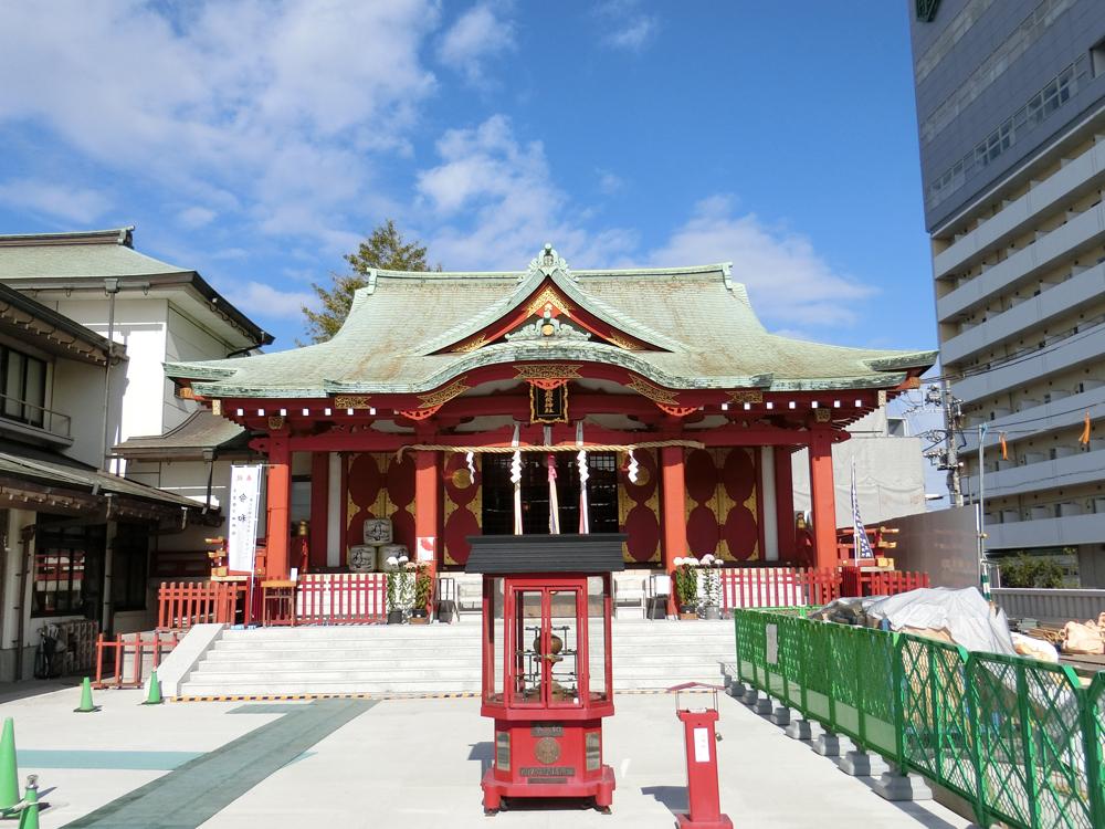 穴守稲荷神社の紹介