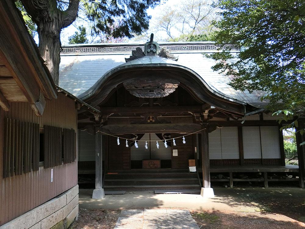 稲城にある普寛神社の紹介
