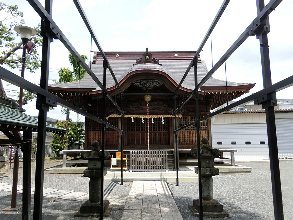 是政八幡神社の紹介