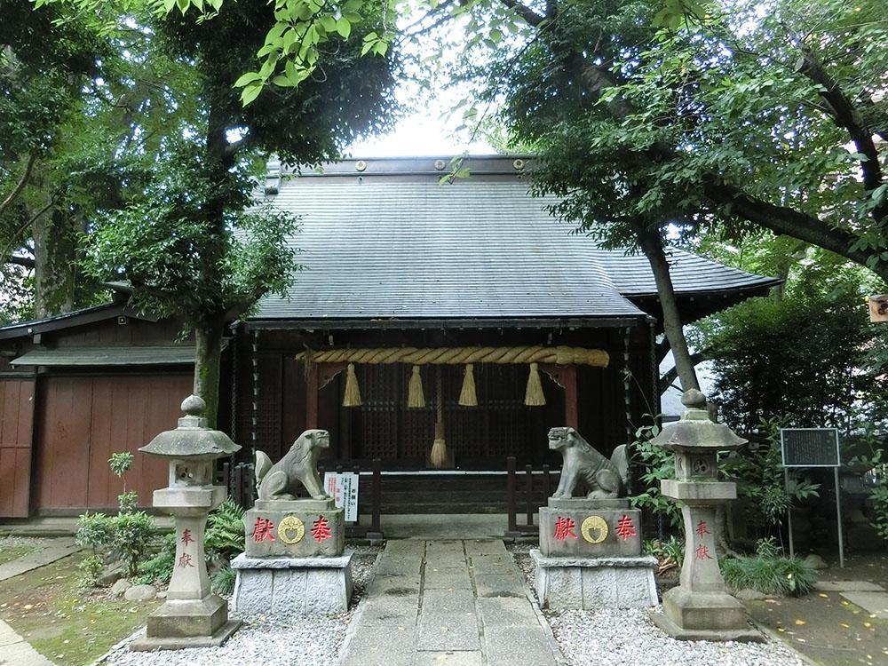 多武峯内藤神社の紹介