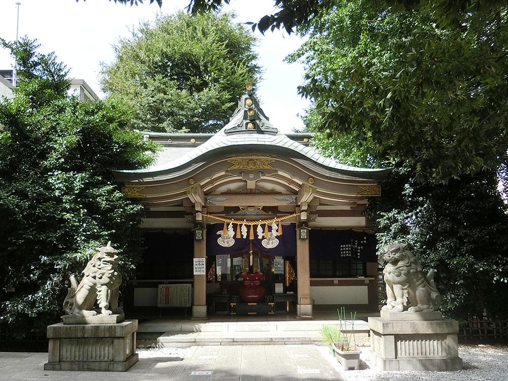 雑司が谷大鳥神社の紹介