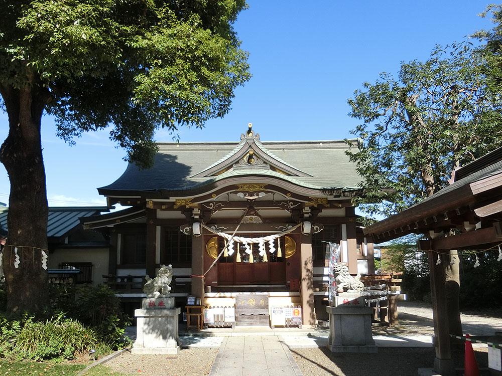 豊田若宮神社の紹介