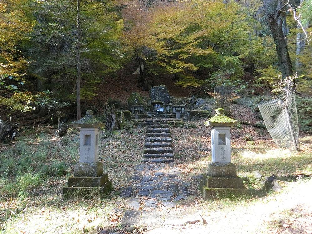 北野神社石造群